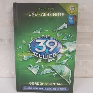 The 39 Clues - Book #2 One False Note